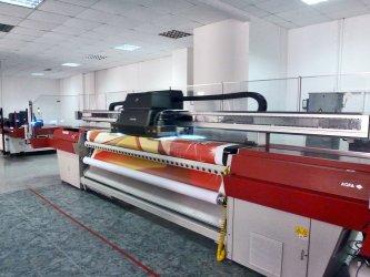 УФ-печать (UV-печать). Jeti 3348 RTR.