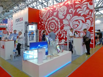 22-я Международная выставка «РЕКЛАМА – 2014» Москва, Экспоцентр.