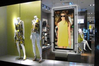 Тонкие световые панели = Ваша стильная и эффективная реклама!