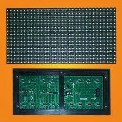Led модуль зеленый P10 32*16 GREEN для наружного применения (outdoor).