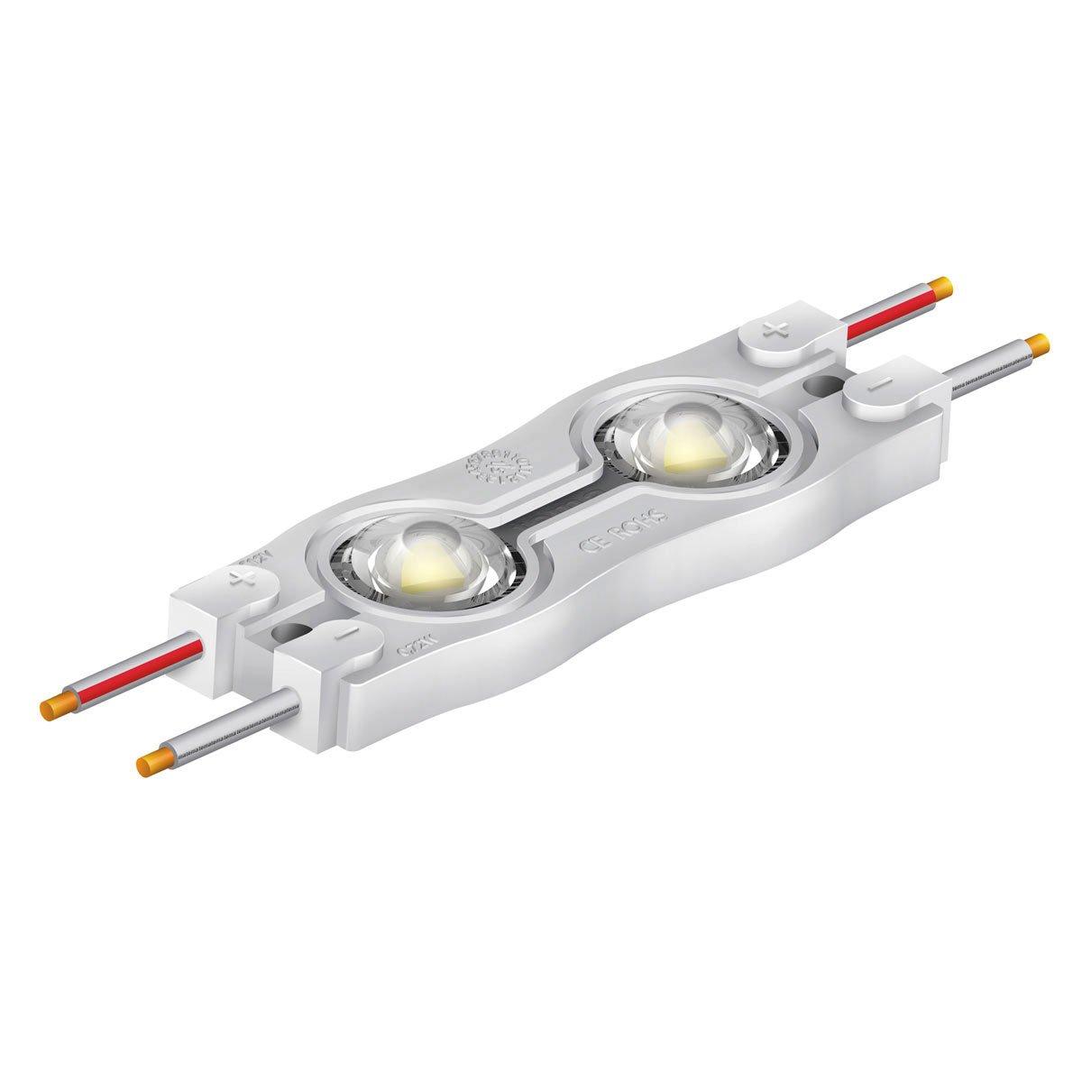 Светодиодный модуль MT147A SMD2835 Lens