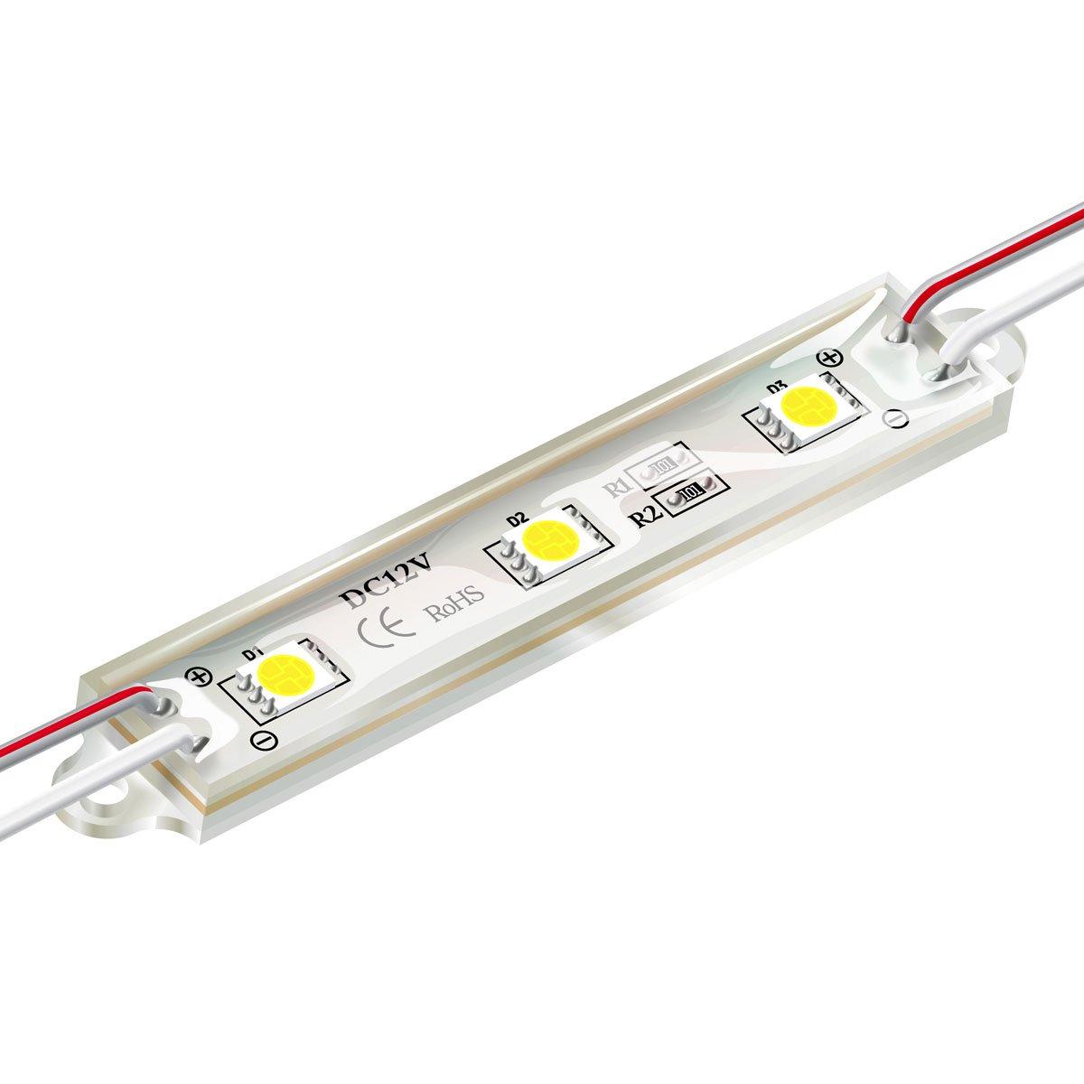 Светодиодный модуль MTZ112A-1 3SMD5050