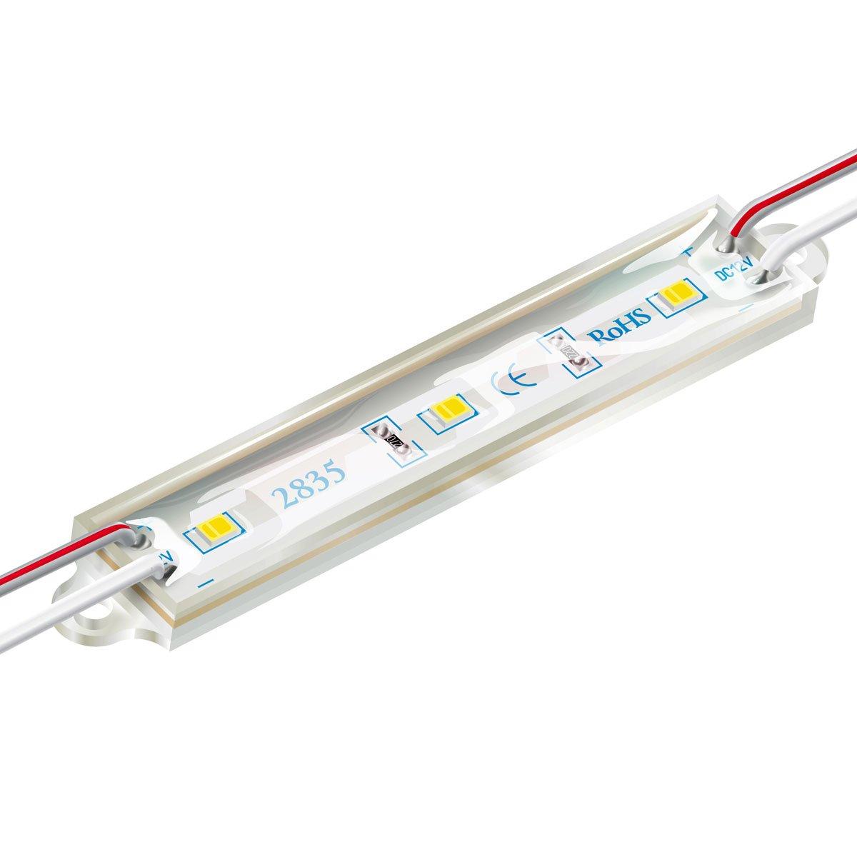 Светодиодный модуль MTZ110A 3SMD2835