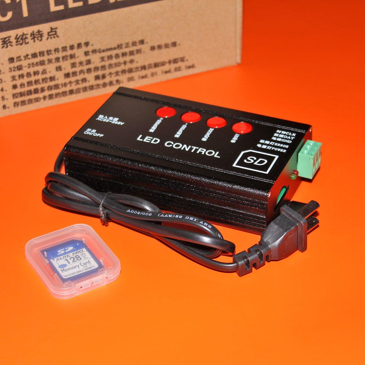 Контроллер для IC светодиодных модулей RGB C1000 (2048px)
