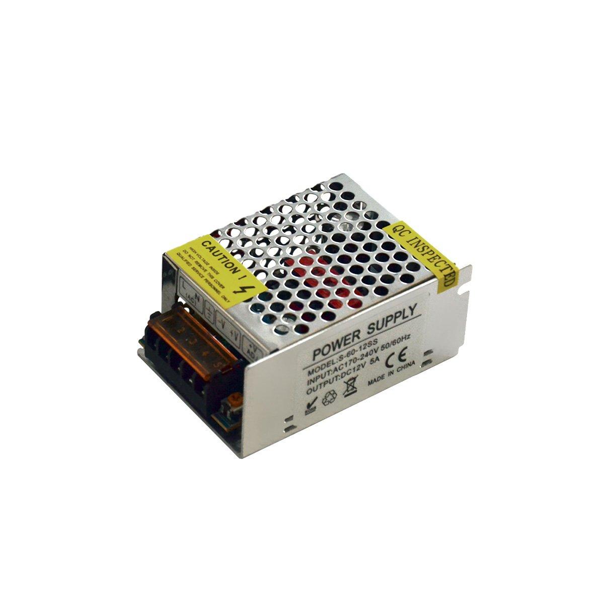 Блок питания SW IP20 сетка 12V, 60W
