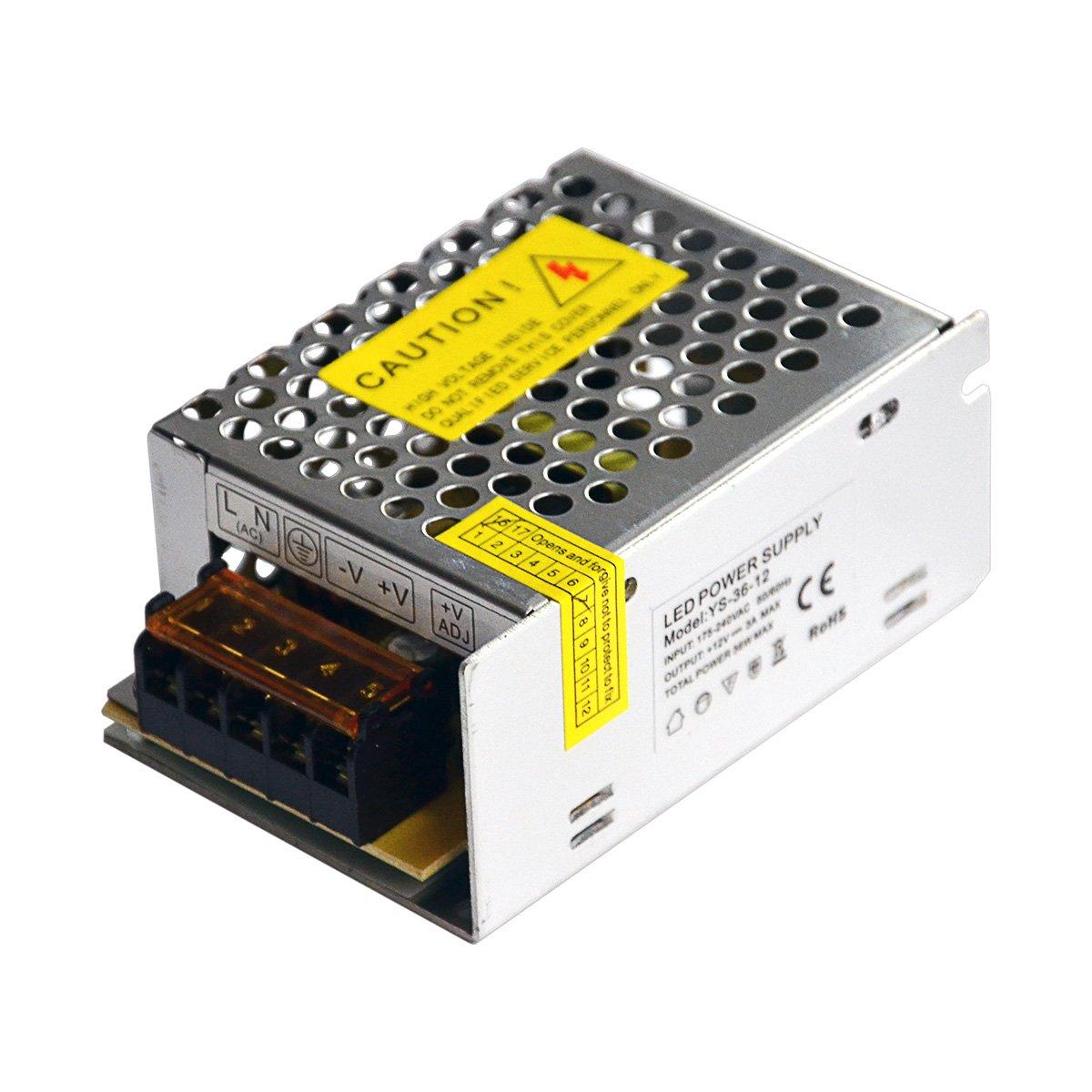 Блок питания LW IP20 сетка 12V, 36W