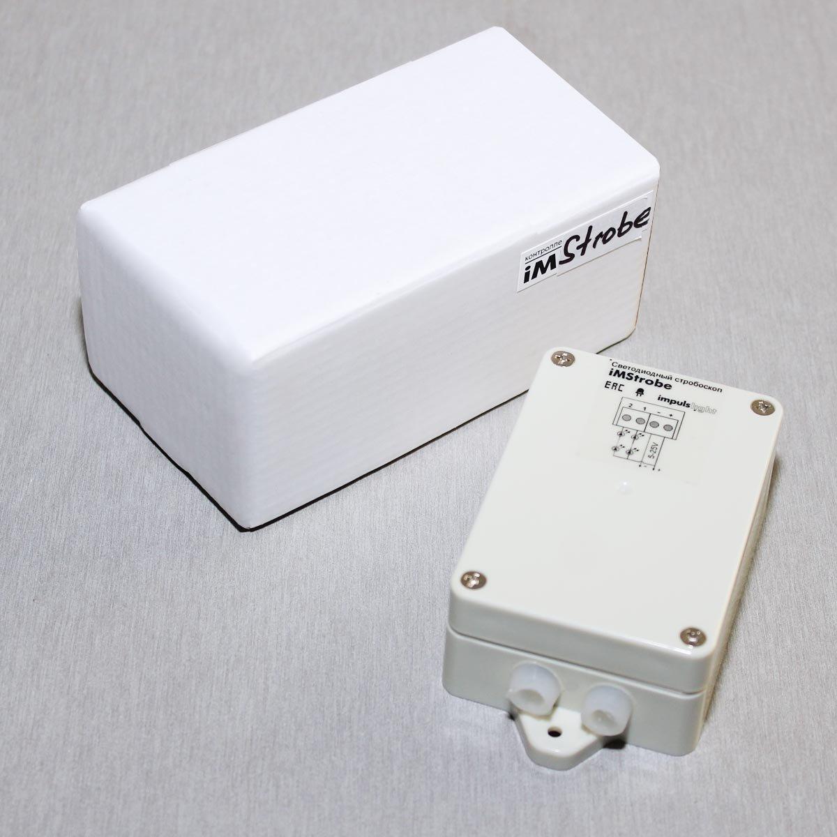 Стробоскоп iMStrobe (2кан, 15А/кан, U=5-25V, IP54)