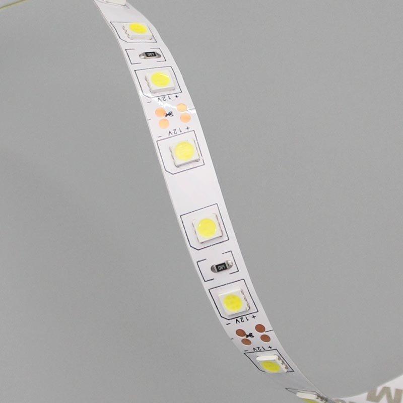 Лента светодиодная LW 60LED 5050 12V IP20 6500-7000K