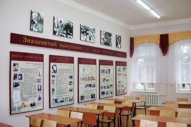 Информационные стенды для музеев